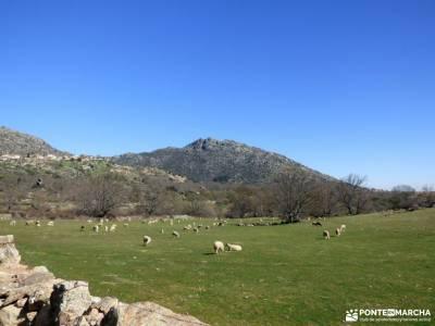 Cocido Montañero-Fresnedillas de la Oliva;rutas cabo de gata excursion raquetas de nieve embalse de